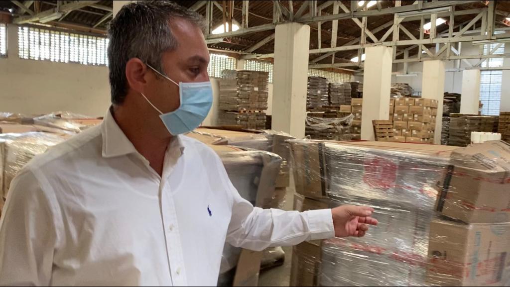 Alcohol antiséptico de la Fábrica de Licores del Tolima está cuidando de la salud de los colombianos