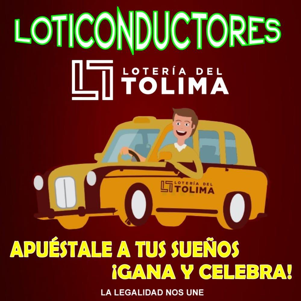 Lotería del Tolima premiará a conductores de taxis