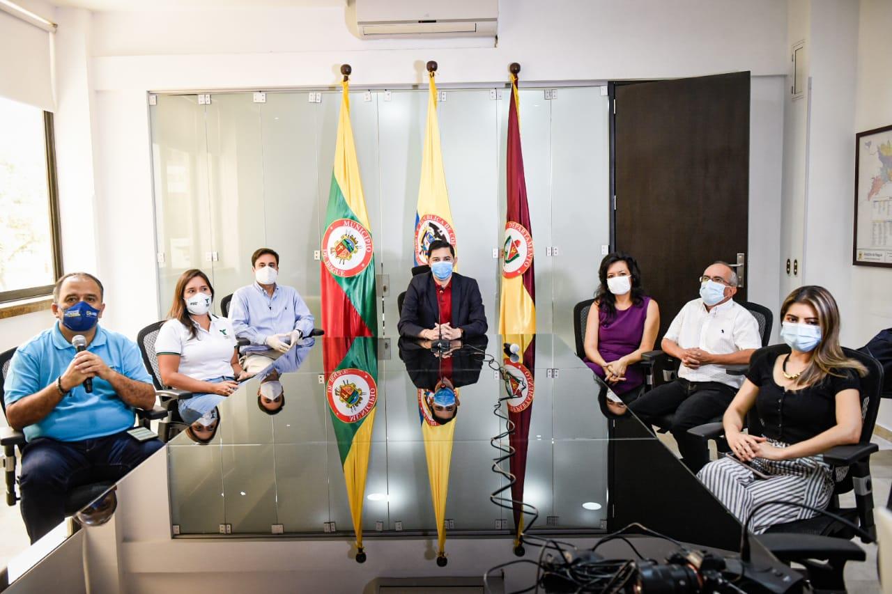 'Ibagué viva': la nueva estrategia para una reactivación económica y segura