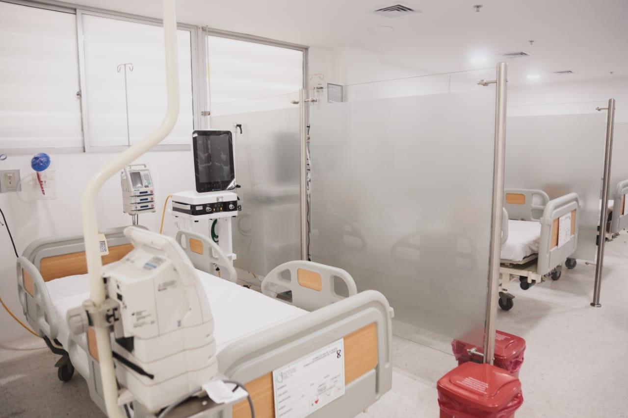 Entregan 20 nuevas camas UCI: 10 al Hospital Lleras Acosta y 10 en Espinal