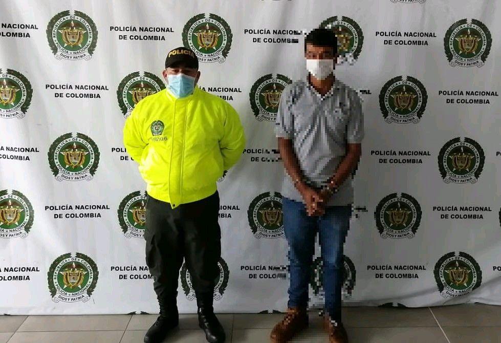 Policía del Tolima capturó a homicida de Alvaro Maceto en Rioblanco