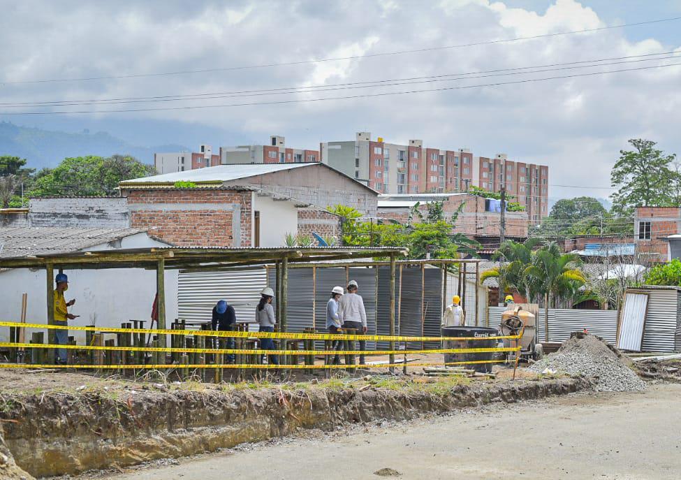Inician obras de Jornada Única Escolar en la Institución Educativa 'Carlos Lleras Restrepo'