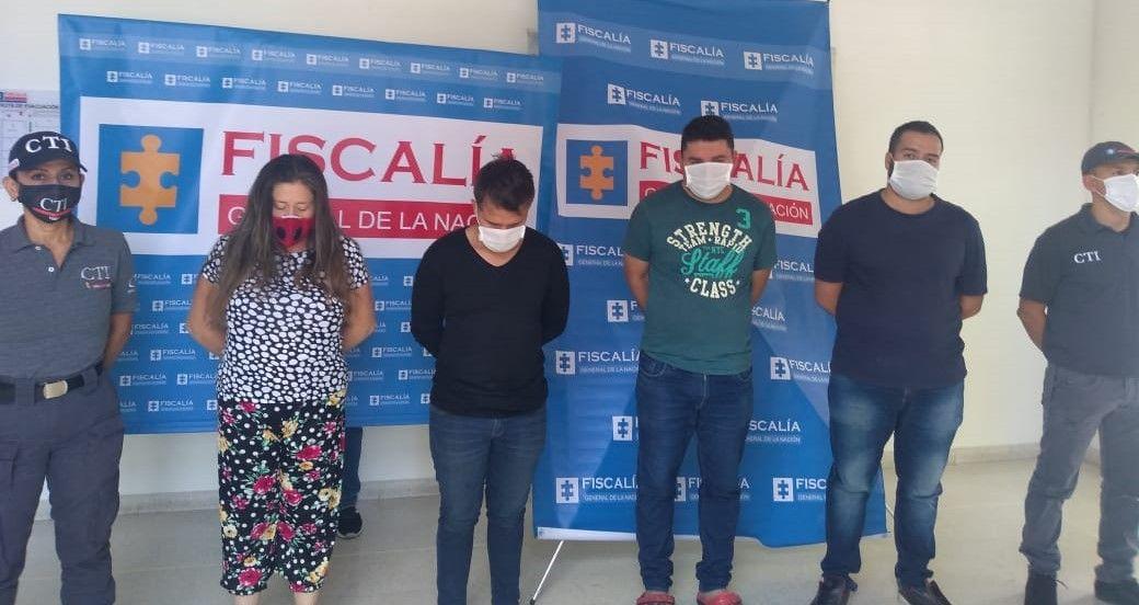 'Los Profesionales' robaban usando papel impregnado con químico en Ibagué