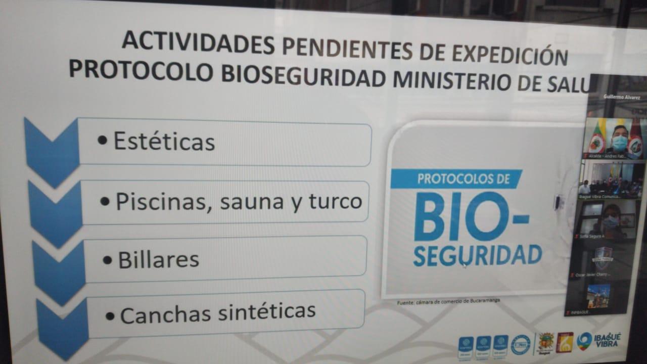Conozca lo que seguirá prohibido y lo que está pendiente de aprobación en la nueva etapa de la pandemia en Ibagué