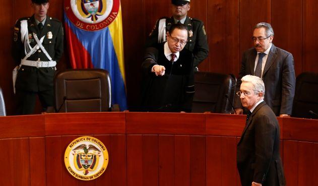 Alvaro Uribe dio positivo para Covid 19