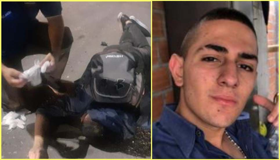 Motociclista murió luego de caer al pavimento por culpa de un hueco en la Avenida Mirolindo