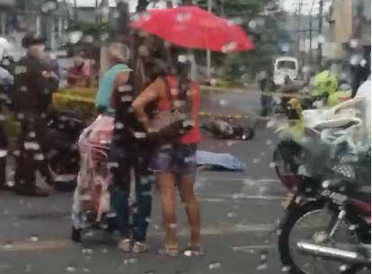 'Abuelo' murió atropellado por una moto en la Primera con 25