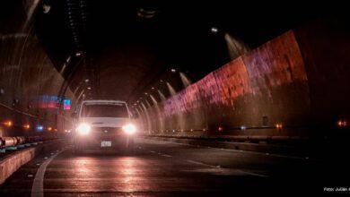 Photo of 28.890 vehículos han transitado por el Túnel de La Línea desde su apertura