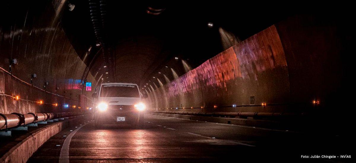 28.890 vehículos han transitado por el Túnel de La Línea desde su apertura