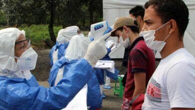 Photo of Ocho muertes y 500 nuevos contagios de Covid este lunes en el Tolima