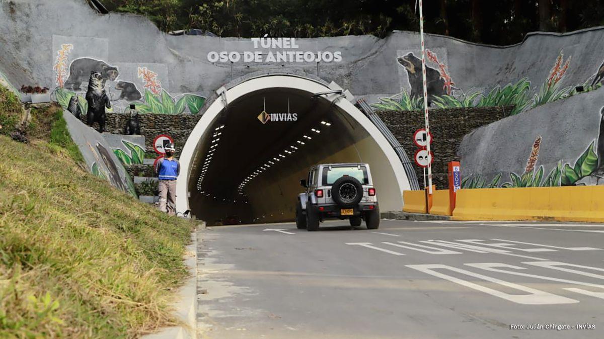 Recomendaciones para transitar de manera segura por el Túnel de La Línea