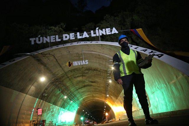 Llegó el día y la hora: Entra en operación el Túnel de La Línea