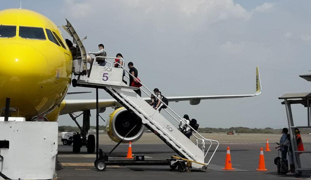 Viajeros sin prueba PCR podrán ingresar al País cumpliendo aislamiento