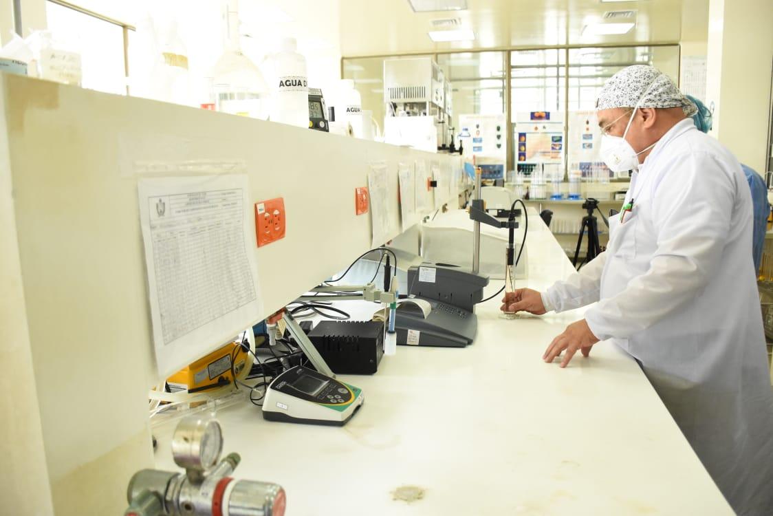 Laboratorio de Salud Pública avanza en su fortalecimiento y servicio de los tolimenses