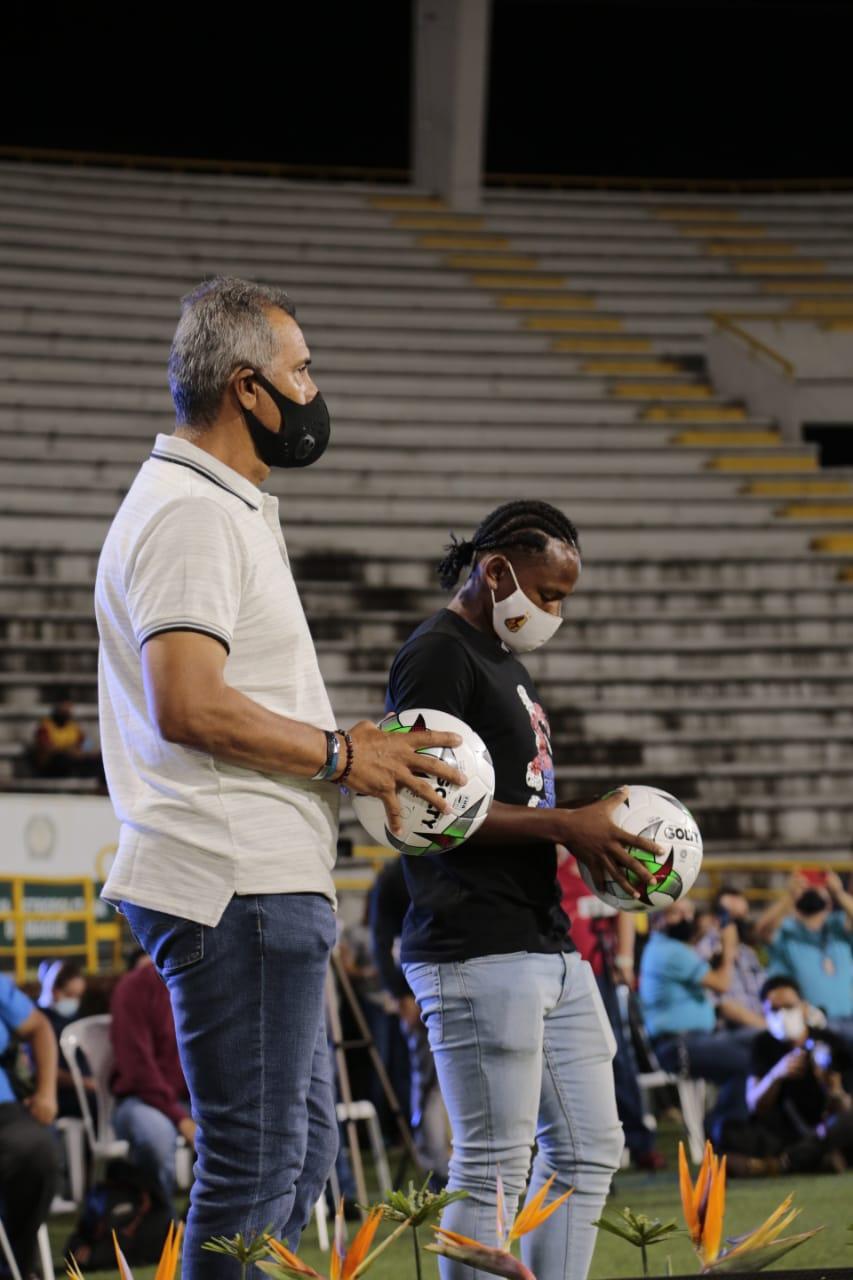Ibagué socializó su intención de organizar el Sudamericano Sub 20 de fútbol