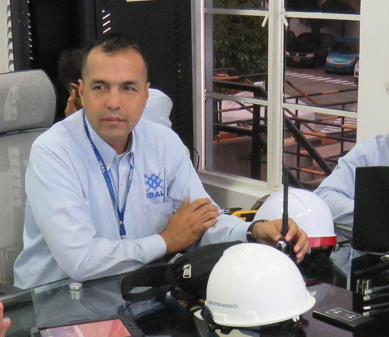 Secretario de Infraestructura asume como gerente encargado del Ibal
