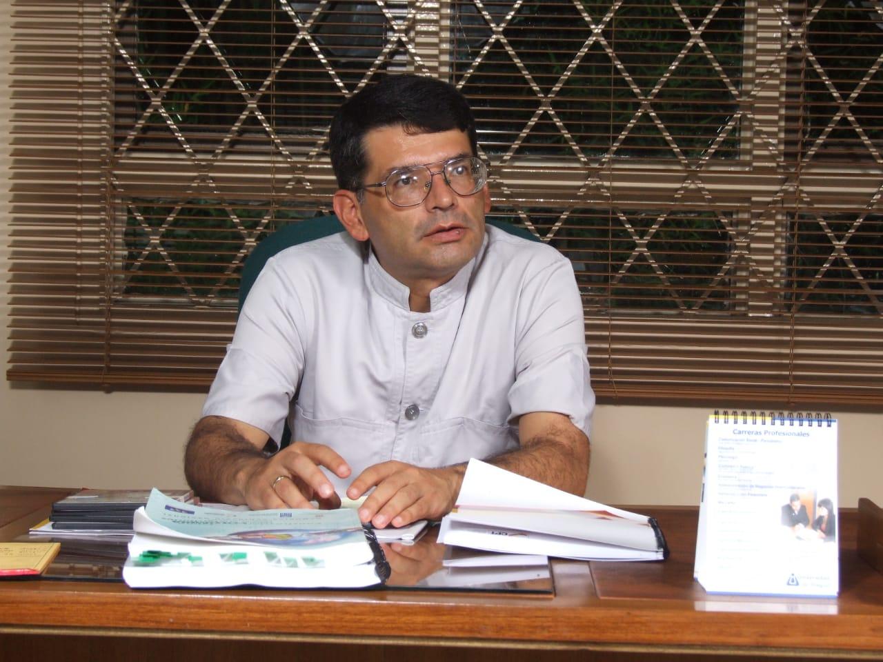 Alfonso Reyes Alvarado, nuevo rector de la Unibagué