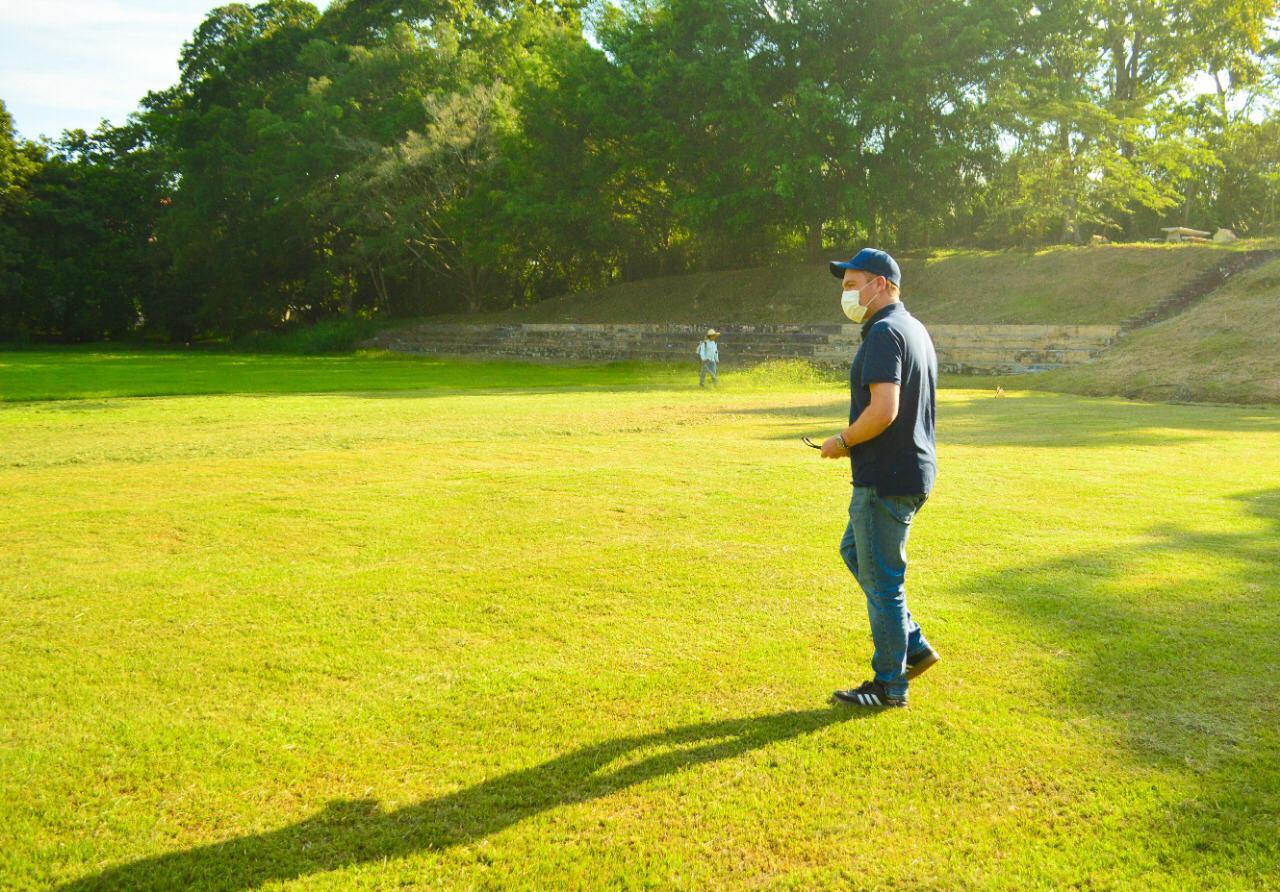 Director de desarrollo de la Fedefútbol realizó visita de inspección a Ibagué