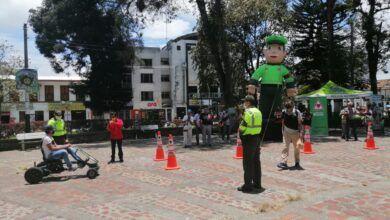 Photo of Cerca de 100 conductores y peatones fueron sensibilizados en campaña en el Líbano