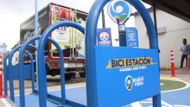 Photo of Instalaron la primera 'BiciEstación' en Ibagué