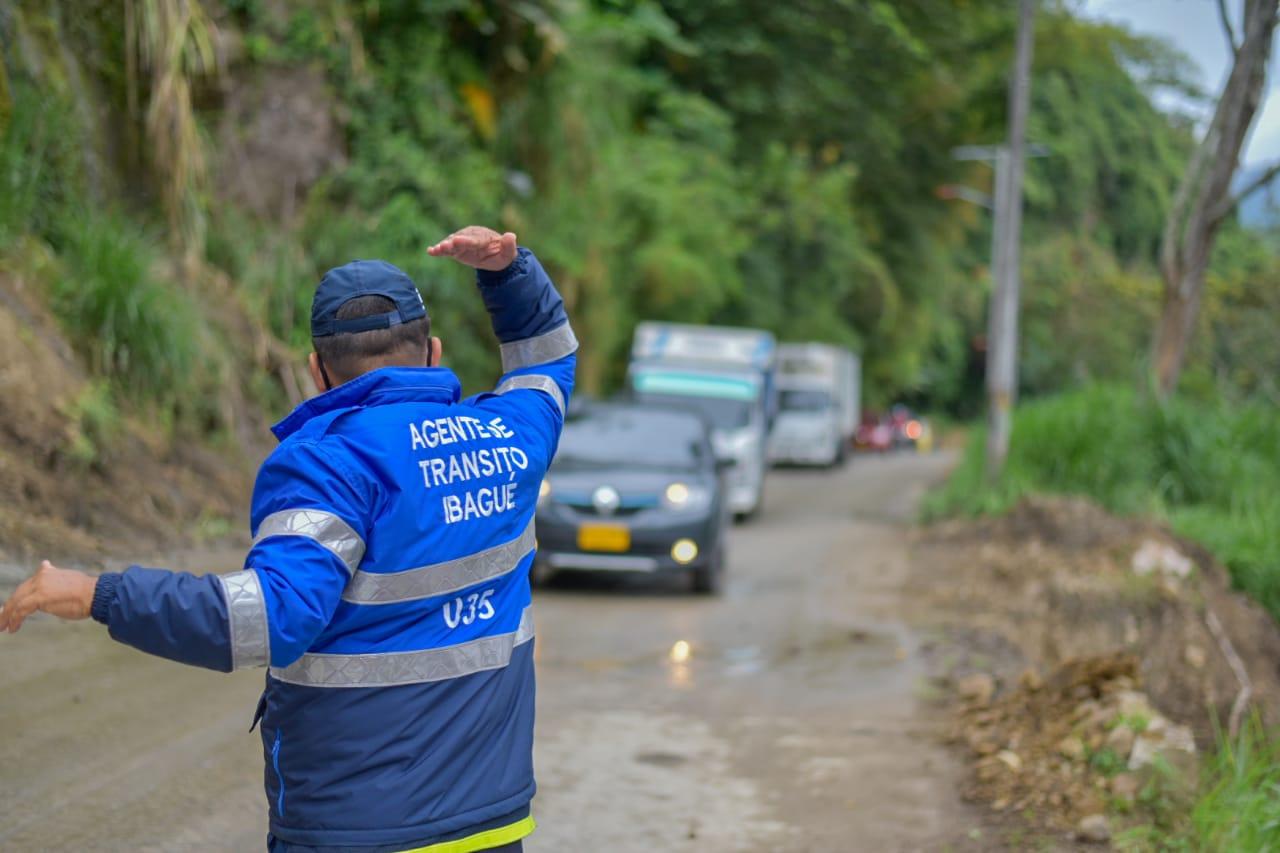 Confirman contagios de Covid en 29 agentes de tránsito en Ibagué