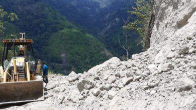 Photo of A buen ritmo avanza recuperación de la vía Ibagué – Tapias