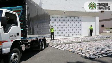 Photo of Llevaba 452 kilos de marihuana entre una carga de plátanos