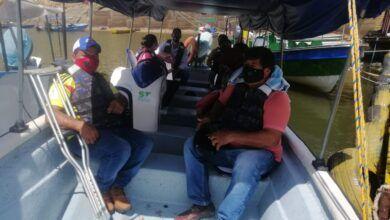 Photo of Servidores fluviales de Prado se preparan para reactivar el turismo en lancha