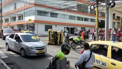 Photo of Dos heridos dejó violento choque de taxi y BMW en la 11 con Segunda