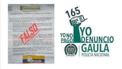 Photo of Policía del Tolima negó veracidad de panfleto amenazante en varios municipios