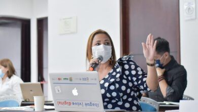 "Photo of ""No reposa ninguna orden de arresto en mi contra"": Jenny Mesa, secretaria de Educación"