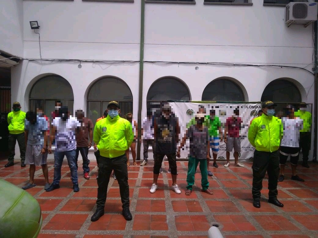 'Morronga' y 'Marrana' lideraban la banda de traquetos 'Los de la Playa'