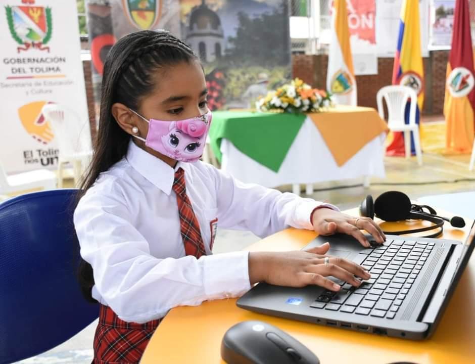 Confirmado: Instituciones educativas del Tolima seguirán en clases virtuales por lo que queda del calendario 2020