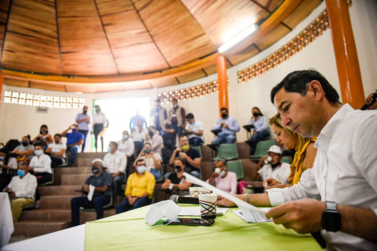 Alcaldía y Cortolima ejecutarán proyecto de recuperación de quebradas y fuentes hídricas de Ibagué