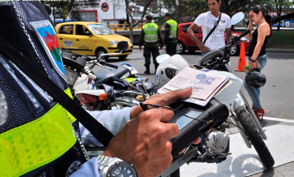 Advertencia sobre modalidad de estafa para pagos de multas de tránsito