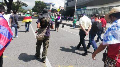Photo of Atentos: Este lunes las marchas se tomarán varias vías de Ibagué
