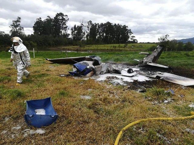 Piloto se salvó de nuevo accidente aéreo en Bogotá