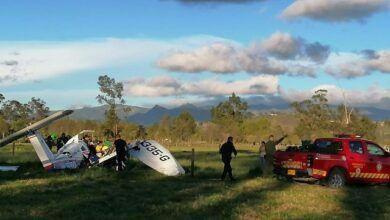 Photo of Bebé se salvó en accidente de avioneta que dejó tres muertos