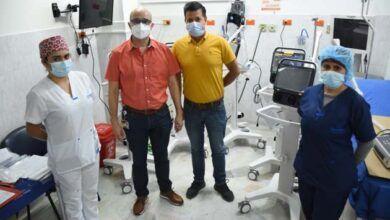 Photo of Tolima subió su capacidad a 315 camas de cuidados intensivos
