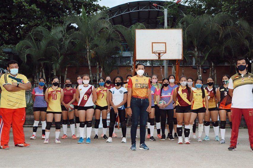 'Escuelas de Formación Deportiva', otro programa bandera de Indeportes Tolima