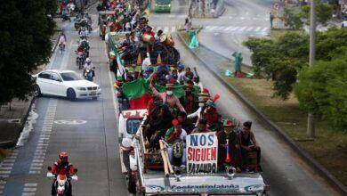 Photo of Brindarán acompañamiento a movilización indígena en Ibagué