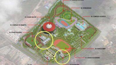 Photo of Vía libre a la construcción del tejódromo y el complejo de raquetas en el Parque Deportivo
