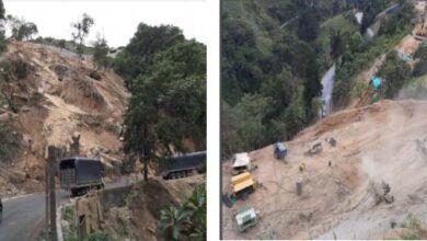 Photo of Recuerde: A partir de este lunes habrá cierres nocturnos de la vía entre Cajamarca y Calarcá