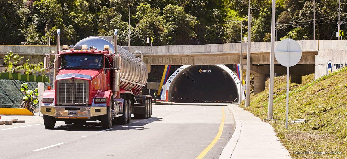 107.653 vehículos cruzaron el Túnel de La Línea en su primer mes de funcionamiento