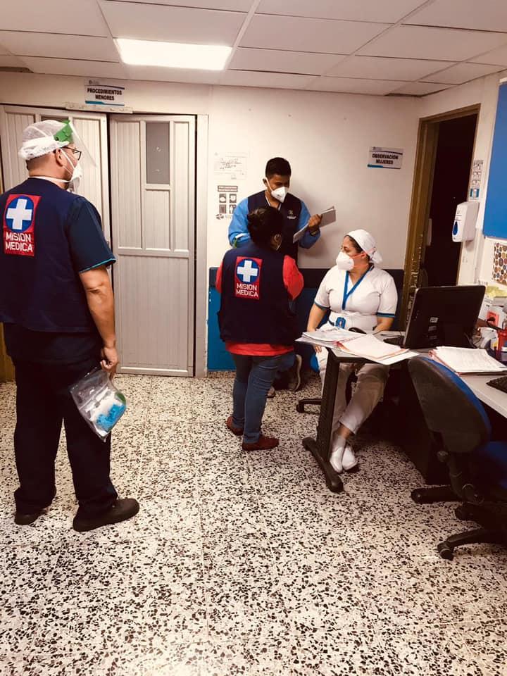 Visitas sorpresa a urgencias de clínicas y entidades prestadoras de salud