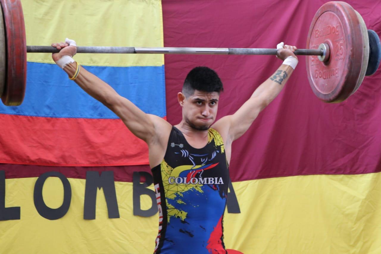 Pesista tolimense ' se colgó' cuatro medallas de oro en torneo internacional