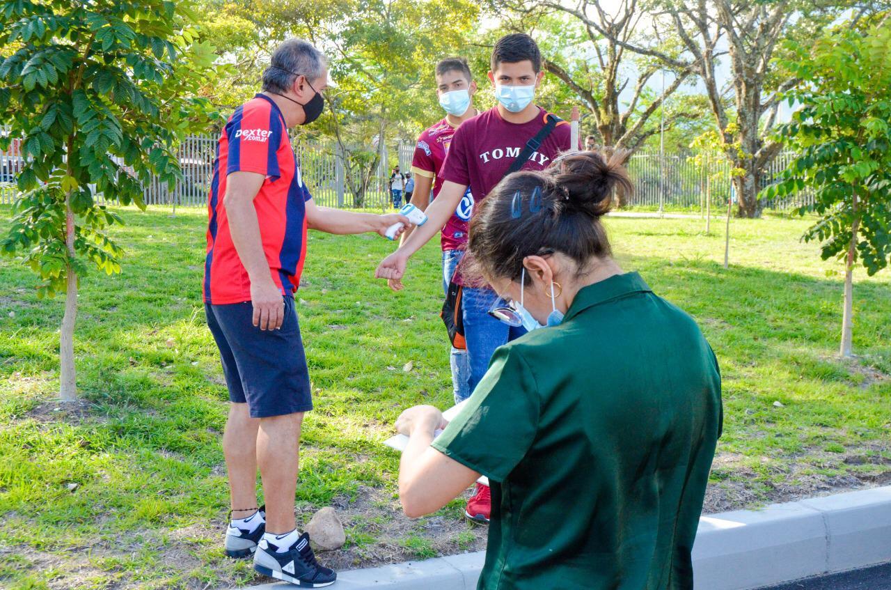 Clubes deportivos ya tienen horarios y escenarios para entrenar