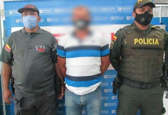 'El Monstruo de La Martinica' abusó durante nueve años de su hijastra a quien embarazó en dos oportunidades