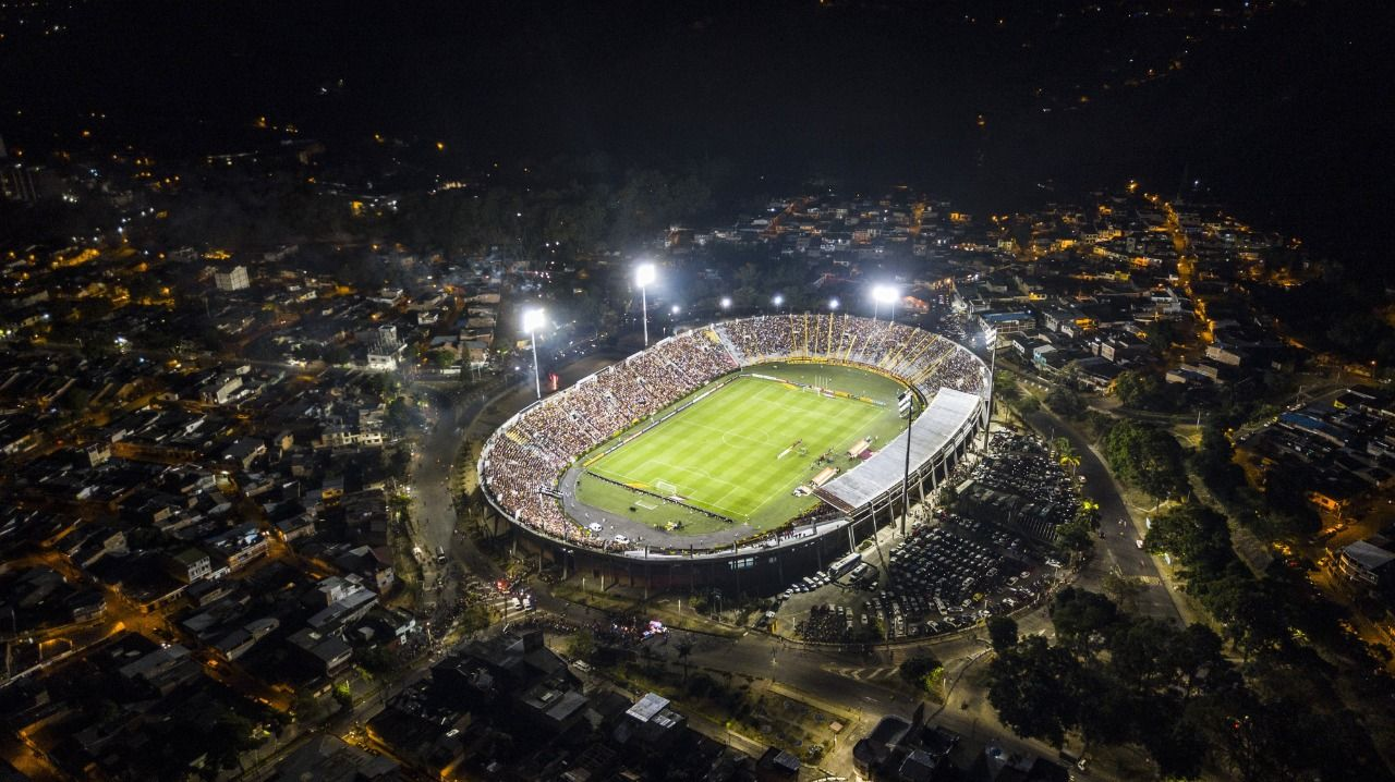 Lista licitación pública para contratar obras de adecuación del estadio Murillo Toro de Ibagué