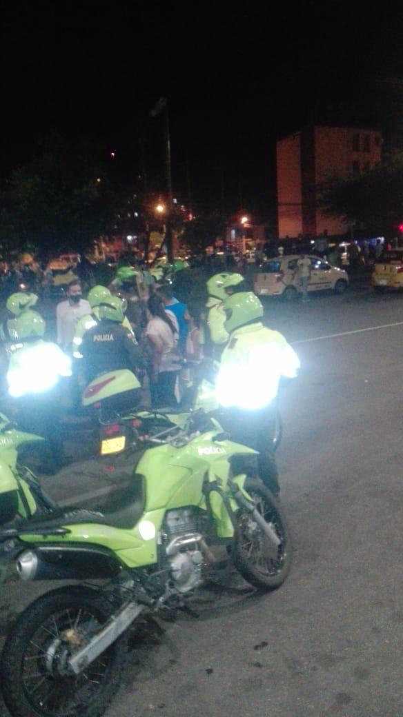 Gresca entre taxistas y conductores de Uber 'prende las alarmas' en Ibagué